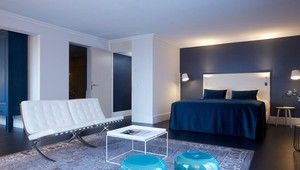 Executive Suite Bleu TheaterHotel De Oranjerie