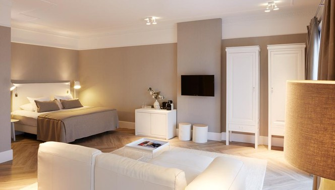 Executive Suite Ivoire TheaterHotel De Oranjerie